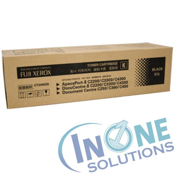 Compatible Xerox DocuCentre Black Toner - 26,000 pages