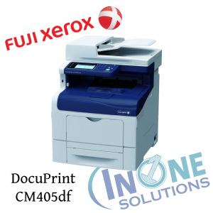 Fuji Xerox DocuPrint CM405df 4-in-1 Color Laser Printer