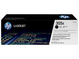 HP #305X Black Toner Cartridge XL
