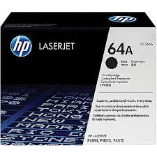 HP #64A Toner Cartridge