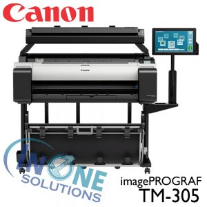 Canon imagePROGRAF TM-305 (with T36 Scanner)