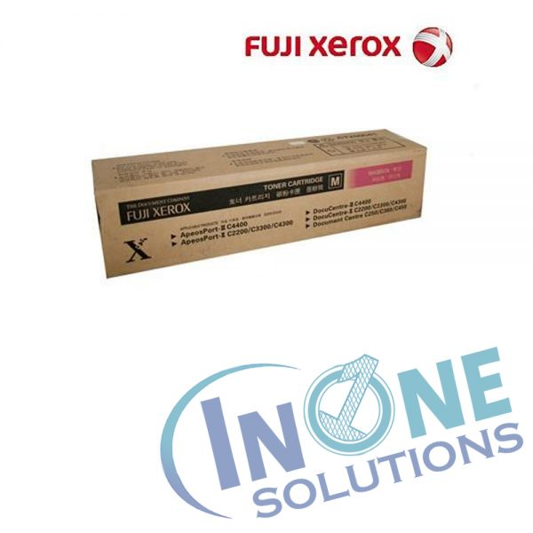 Compatible Xerox DocuCentre CT200541 Magenta Toner - 15,000 pages