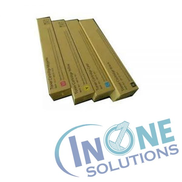 Fuji Xerox DocuCentre-Genuine Toner Cartridges - 26,000 pages (CT201370-CT201373)
